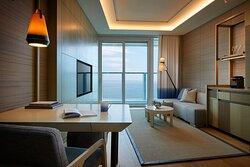 Deluxe Suite Double Mipo Harbor View