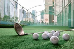 Golf (Driving Range)