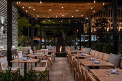 Eldr+Rime - Outdoor Dining