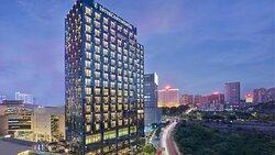 Hotel Exterior-night view
