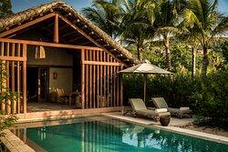 Pool - Beach Pool Villa Exterior Frederik Wissink For Zannier Hotels