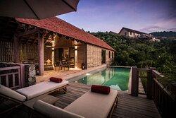 Pool - Hill Pool Villa