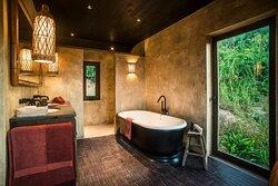 Bathroom - Hill Pool Villa