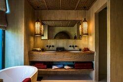 Bathroom - Paddy Field Villa