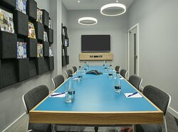 Our meeting room will be of similar decor, the ideal place to meet