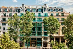Kimpton St Honoré Paris Facade