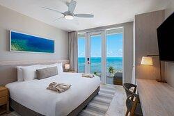 Vista Studio Guest Room - Oceanview