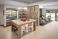 On The Go? Grab A Snack At The Candlewood Cupboard