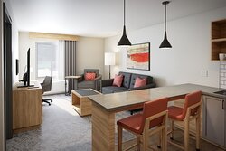Enjoy The Privacy In Our 1 Bedroom King Suite