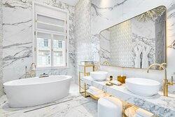 Maria Klotild Royal Suite Bathroom