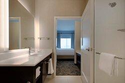 Studio Suite Bathroom - Walk-In Shower