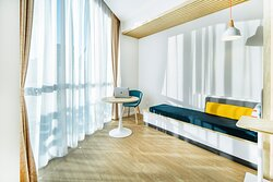 1 King Bed Standard Suite