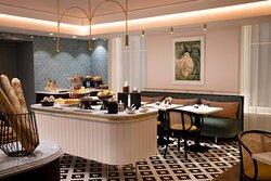 Mistinguett Breakfast Room