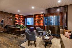Lobby - Study Area