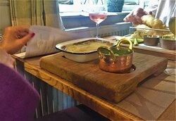 15.  The Falcoln Inn, Long Whatton, Loughborough, Leicestershire;  Gluten Free Lamb Shoulder Shephards Pie