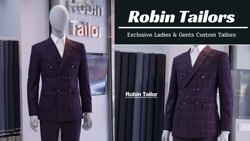 Dear Customers, during the covid-19 situation we offer a home service to our clients. If you want to know about home service details, pls contact us-  WhatsApp +6685 110 1080  www.robintailors.com