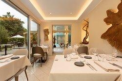 Le Restaurant - Salle de la Véranda