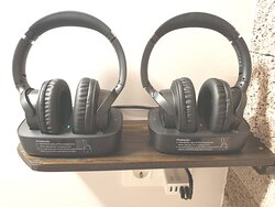 Auriculares inalámbricos para TV