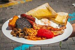 The breakfast of kings