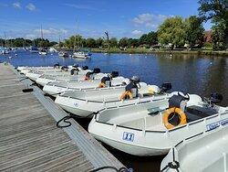 Quay Leisure Boat Hire