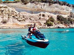 Les eaux turquoises du Golfe de Sant'amanza 🌴🕶