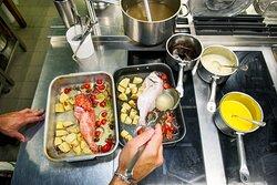 Pesce all'isolana... ricetta tipica elbana!