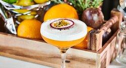 Martini at World Bar