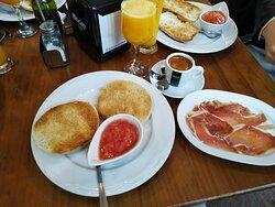 """Desayuno """"La Casona"""""""