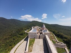 Medvedgrad Visitor Center - Medvedgrad Castle