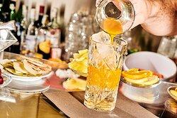 Cocktail presso Oliva's