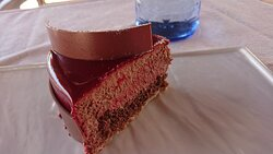 Tarta 3 chocolates 😋😋😋😋