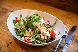 Honey and Chicken Salad