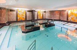Piscine Centre bien-être Hotel Diana Parc Arinsal