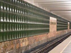 Станция метро «Новоясеневская»