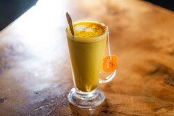 Turmeric Latte - delicious!