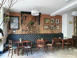 Our ground floor cafe bar