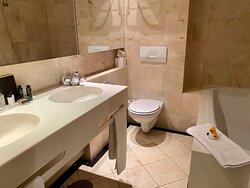 Nette badkamer