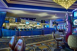 Casino Floor, Lobby Bar