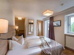 Schöne Zimmer für 2-3 Personen in den Apartments im Rosenhof in Mayrhofen