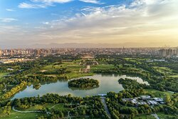 Have a nice bird's eye view of the best-preserved imperial palace remains in China today.