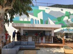 Beach Club Bar;