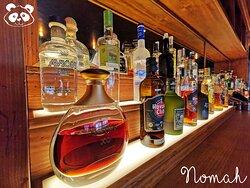 Un Large Choix d'Alcools