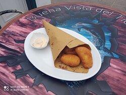 merluzzo pastellato battered codfish churros de baccalao rebozado morue pastel