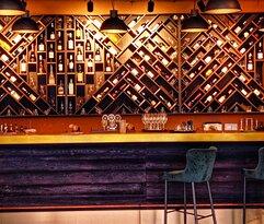 Bar area 🍷🍸