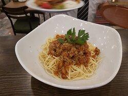 Spaghettı Bolognese Sauce..