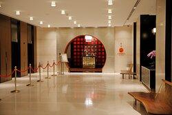 Shang Palace entrance.
