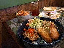 玩味十足的泰國fusion菜
