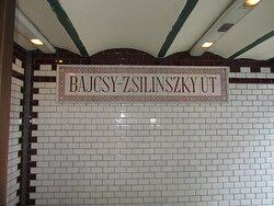 Будапештский метрополитен