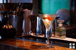 Tropic Martini