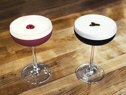 French Martini & Espresso Martini
